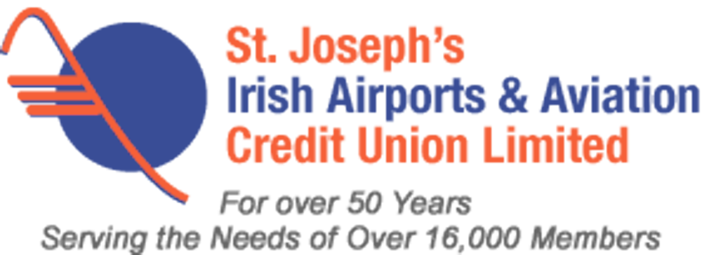 St. Joseph's Irish Airports and Aviation Credit Union Logo